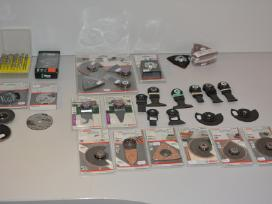 Originalūs Bosch įrankių antgaliai