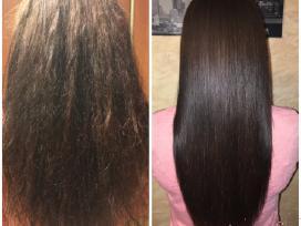 Cocochoco keratinas_galia tavo plaukams - nuotraukos Nr. 19
