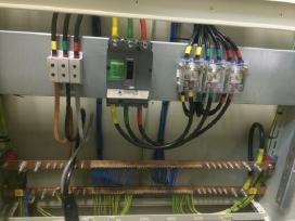 Elektros instaliacijos darbai - nuotraukos Nr. 15