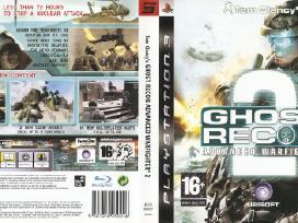PS3 originalūs žaidimai nuo 3 Eur, priedai