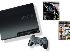 Įvairūs PS3 modeliai su garantija