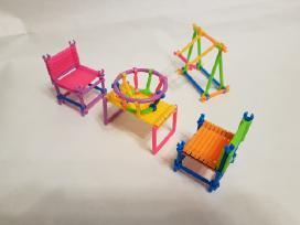 Lavinamieji Montessori pagaliukai konstruktorius