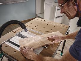 Staliaus darbastalis Master Cut 2500 Wolfcraft - nuotraukos Nr. 10