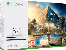 Konsolės Xbox one s x kinect adapter