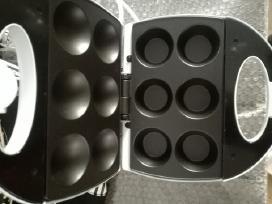 Keksiukų kepimo elektrinė kepyklė