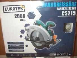 New Grąžtų Galandinimo Stakles Eurotek Bs Germany - nuotraukos Nr. 4