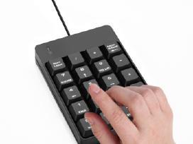 Skaičių klaviatūra Usb, mini klaviatūra