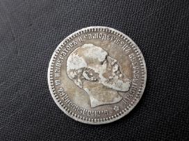 Perku Aleksandro rublius