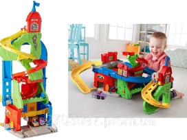 Fisher-price Little People trasa 2 in 1