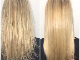 Cocochoco keratinas_galia tavo plaukams - nuotraukos Nr. 11