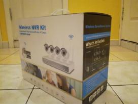 Belaidė/laidinė1.3mp(HD) stebėjimo kamerų sistema - nuotraukos Nr. 12