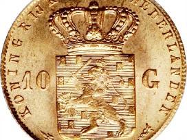 10 Guldenu, Netherlands, 1897m