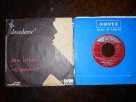 Jane Birkin, Serge Gainsbourg orig.