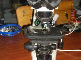Mikroskopas