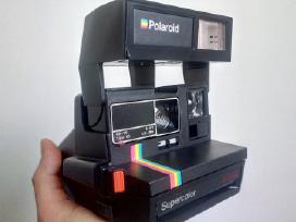Kolekcinis Polaroid Supercolor 635cl fotoaparatas