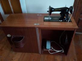 Tarybinė siuvimo mašina Klass 2m