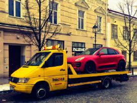 Pagalba kelyje Vilniuje - Tralas 24h - nuotraukos Nr. 12