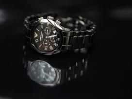 Emporio Armani Ar1400 Naujas Keramikinis Laikrodis