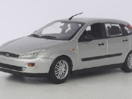 1/43 modeliukai Ford Focus Mk1
