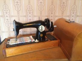 Senovinė siuvimo mašina