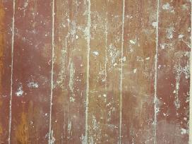 Medinių grindų ir parketo šlifavimas lakavimas - nuotraukos Nr. 7