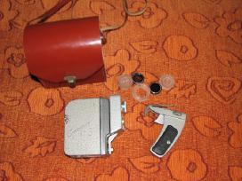 Parduodama senovinė kamera