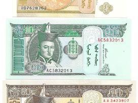 Mongolijos banknotai - nuotraukos Nr. 3
