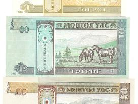 Mongolijos banknotai - nuotraukos Nr. 4