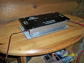 Saulės baterijos generatorius/pakrovejas radiant