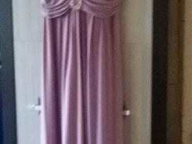 Elegantiška proginė suknelė