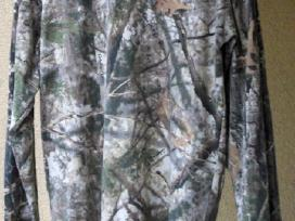 Kamufliažiniai marškinėliai ilgomis rankovėmis