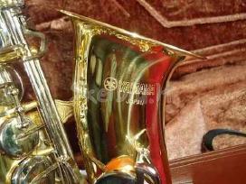 Saksofonas yamaha su fa pigiau nei kitur - nuotraukos Nr. 5