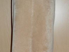 Odinis kreminės spalvos sijonas H&m