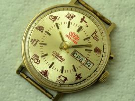 CCCP - laikrodis Slava . Slava CCCP 1922 - 1982