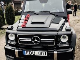 Automobilių nuoma vestuvėms auto nuoma - nuotraukos Nr. 16