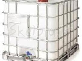 Ibc plastikinius kubinius konteinerius (backas)