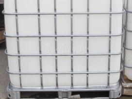 Parduodamos 1000 litru ibc talpos, konteineriai - nuotraukos Nr. 3