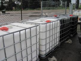 Parduodamos ibc talpos, konteineriai 1000 ltr. - nuotraukos Nr. 3
