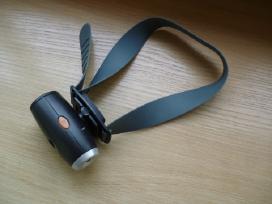 Mažai naudota veiksmo kamera