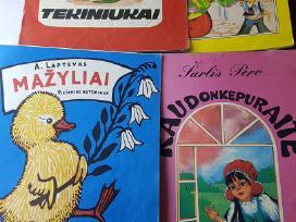 Vaikiškos pasakų knygutės
