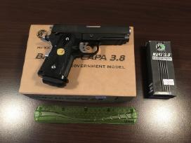 Airsoft / šratasvydžio pistolų išpardavimas