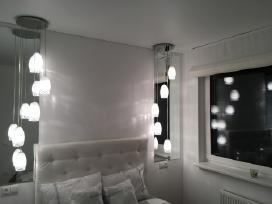 Matinės. Roletai ir šviest. prie lubų - nuotraukos Nr. 2