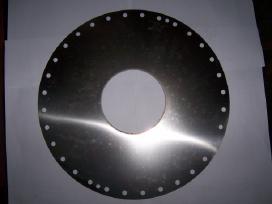 Deimantiniai diskai pjovimui vidinė briauna