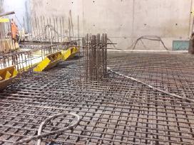 Pamatai,tvoros ir visi betonavimo darbai. Cfa. - nuotraukos Nr. 16