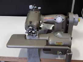 Paslėpto dygsnio siuv. mašina Strobel