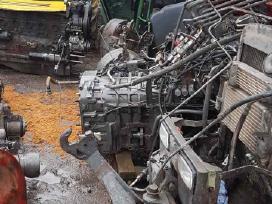 Traktorius Fendt 515 Ardomas Dalimis