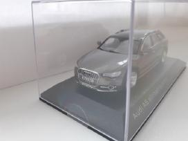 1/43 modeliukai Audi A6 C7 Allroad Quattro - nuotraukos Nr. 3