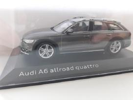 1/43 modeliukai Audi A6 C7 Allroad Quattro - nuotraukos Nr. 4