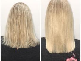 Cocochoco keratinas_galia tavo plaukams - nuotraukos Nr. 12