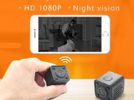 Nematoma naktinio filmavimo Ip, WiFi, P2p kamera
